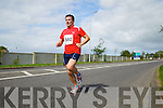 Donagh Regan pictured at the Rose of Tralee International 10k Race in Tralee on Sunday.