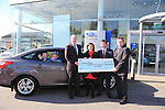 N Smiths Car cheque