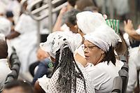 CAMPINAS, SP, 09.08.2019: RELIGIÃO-SP- Câmara Municipal de Campinasrealiza encontro dos Religiosos da Assembleia de Deus e das Comunidades Tradicionais de Matriz Africana sobre a lavagem da escadaria da Catedral Metropolitana. (Foto: Luciano Claudino/Código19)