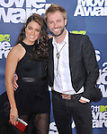 Nikki Reed and Paul McDonald  at 2011 MTV Movie Awards held at Gibson Ampitheatre in Universal City, California on June 05,2011                                                                               © 2011 Hollywood Press Agency