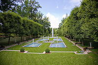 Italian Water Garden, Longwood Gardens, Pennsylvania