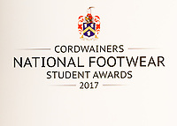 National Footwear Student Awards -  Cordwainers Company