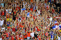 Philadelphia, PA - Tuesday June 14, 2016: fans during a Copa America Centenario Group D match between Chile (CHI) and Panama (PAN) at Lincoln Financial Field.