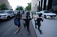 George Floyd Protest In Washington DC