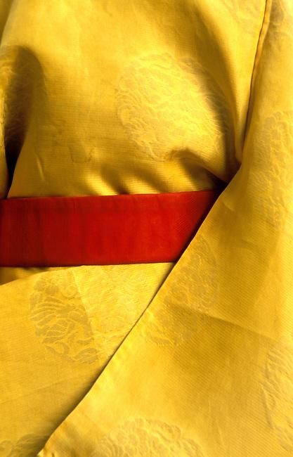 Traditional Kimono, Japan