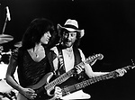 Rainbow 1981 Joe Lynn Turner and Roger Glover