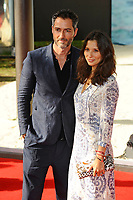LONDON, ENGLAND - JULY 13: Jasmine Hemsley attending the World Premiere of 'Dunkirk' at Odeon Cinema, Leicester Square on July 13, 2017 in London, England.<br /> CAP/MAR<br /> &copy;MAR/Capital Pictures /MediaPunch ***NORTH AND SOUTH AMERICAS ONLY***