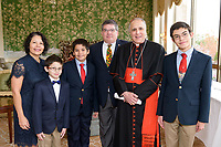 Catholic Charities A Cardinal's Christmas at River Oaks Country Club