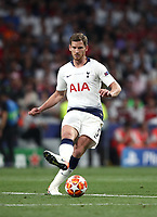 Tottenham's Jan Vertonghen in action during the UEFA Champions League final football match between Tottenham Hotspur and Liverpool at Madrid's Wanda Metropolitano Stadium, Spain, June 1, 2019. Liverpool won 2-0.<br /> UPDATE IMAGES PRESS/Isabella Bonotto