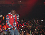 Jada Kiss Performs at Thanksgiving Night With Fabolous Hosted by Funkmaster Flex, New York 11/25/10