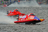 Jeff Shepherd, (#38) and Mark Major (#17)     (Formula 1/F1/Champ class)