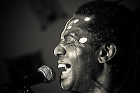 """Images from the concert """"Squat de Luxe"""" with Amayo, Brice Wassy, Oghene Kologbo and others for a big jam session"""