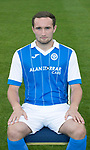 St Johnstone FC Season 2017-18 Photocall<br />Chris Kane<br />Picture by Graeme Hart.<br />Copyright Perthshire Picture Agency<br />Tel: 01738 623350  Mobile: 07990 594431