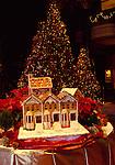 St, Francis Hotel at Christmas