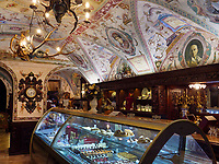 Historische Konditorei Kormuth, Sedlarska 363/8, Bratislava, Bratislavsky kraj, Slowakei, Europa<br /> Historic pasry shop Sedlarska 363/8, Bratislava, Bratislavsky kraj, Slovakia, Europe