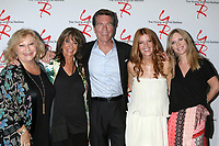 LOS ANGELES - JUN 23:  Beth Maitland, Jess Walton, Peter Bergman, Michelle Stafford, Lauralee Bell at the Young and The Restless Fan Club Luncheon at the Marriott Burbank Convention Center on June 23, 2019 in Burbank, CA