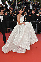 Nicole Scherzinger<br /> CANNES, FRANCE - MAY 14: Arrivals a the screening of 'Blackkklansman' during the 71st annual Cannes Film Festival at Palais des Festivals on May 14, 2018 in Cannes, France.<br /> CAP/PL<br /> &copy;Phil Loftus/Capital Pictures