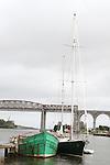 Green Boat at Port 14/9/12