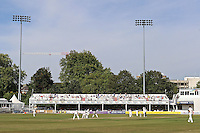 General view of play during Essex CCC vs Glamorgan CCC, Specsavers County Championship Division 2 Cricket at the Essex County Ground on 13th September 2016