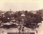 Beirut - Place des Canons, historic photograph. American Colony Photographers