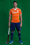 ARNHEM -  GLENN SCHUURMAN, lid trainingsgroep Nederlands hockeyteam heren. COPYRIGHT KOEN SUYK