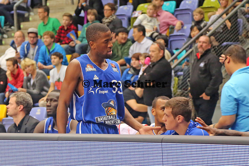 Jarred Dubois (Skyliners)- Fraport Skyliners vs. Artland Dragons Quakenbrueck, Fraport Arena Frankfurt