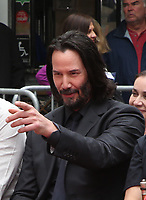 14 May 2019 - Hollywood, California - Keanu Reeves. The Keanu Reeves Hand And Foot Print Ceremony held at The TCL Chinese Theatre. Photo Credit: Faye Sadou/AdMedia