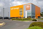 LOK'n Store self storage building, Crane Boulevard, Ipswich, Suffolk, England, UK