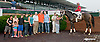 Tracey's Smile winning at Delaware Park on 7/8/13