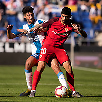 2019.03.17 La Liga RCD Espanyol VS Sevilla FC
