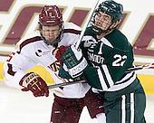 121124-Dartmouth College Big Green at Boston College Eagles