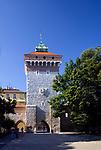 Florianska Gate, Cracow, Poland