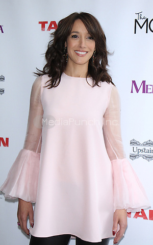 NEW YORK, NY February  28, 2017:Jennifer Beals attend Mamarazzi hosting a conversation with actress Jennifer Beals  to talk about her NBC series Taken and new movie Before I Fall at the Penthouse of the Kimberly Hotel in New York . February 28, 2017. Credit:RW/MediaPunch