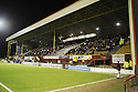 06/03/2008    Copyright Pic: James Stewart.File Name : sct_jspa15_gretna_v_dundee_utd.WHAT COULD BE THE LOWEST CROWD IN THE HISTORY OF THE SCOTTISH PREMIER LEAGUE WATCH GRETNA PLAY DUNDEE UTD..James Stewart Photo Agency 19 Carronlea Drive, Falkirk. FK2 8DN      Vat Reg No. 607 6932 25.Studio      : +44 (0)1324 611191 .Mobile      : +44 (0)7721 416997.E-mail  :  jim@jspa.co.uk.If you require further information then contact Jim Stewart on any of the numbers above........
