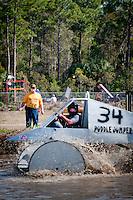 Swamp Buggy Races, Florida Sports Park,