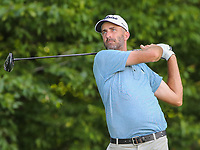 Bethesda, MD - July 1, 2017:  Geoff Oglivy in action during Round 3 of professional play at the Quicken Loans National Tournament at TPC Potomac in Bethesda, MD, July 1, 2017.  (Photo by Elliott Brown/Media Images International)