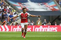 Arsenal vs Chelsea 27-05-17
