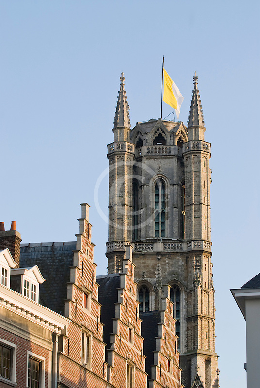 Belgium, Ghent, St. Bavo's Cathedral
