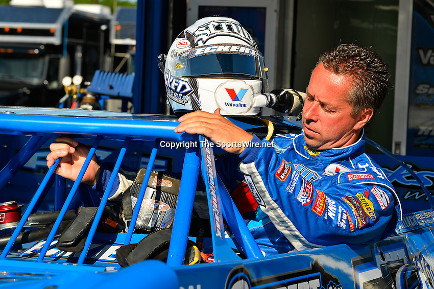 Jun 5, 2014; 5:06:00 PM; Rossburg, OH., USA; The 20th annual Dirt Late Model Dream XX in an expanded format for Eldora's $100,000-to-win race includes two nights of double features, 567 laps of action  Mandatory Credit:(thesportswire.net)