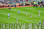 Kerry v  Dublin All Ireland Senior Football Final 2011 in Croke Park on Sunday 18th September 2011.