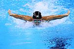 Rikako Ikee (JPN), <br /> AUGUST 12, 2016 - Swimming : <br /> Women's 4x100m Medley Relay Heat <br /> at Olympic Aquatics Stadium <br /> during the Rio 2016 Olympic Games in Rio de Janeiro, Brazil. <br /> (Photo by Yohei Osada/AFLO SPORT)