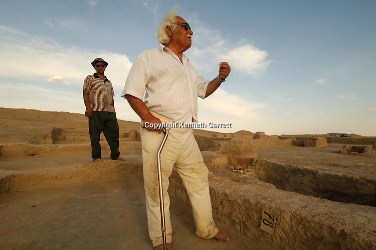 Oxus Civilization; Turkmenistan; BMAC; Victor Sarianidi