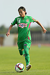 Yui Hasegawa (Beleza), <br /> JULY 12, 2015 - Football / Soccer : <br /> 2015 Plenus Nadeshiko League Division 1 <br /> between NTV Beleza 1-0 AS Elfen Saitama <br /> at Hitachinaka Stadium, Ibaraki, Japan. <br /> (Photo by YUTAKA/AFLO SPORT)