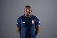 Picture by Allan McKenzie/SWpix.com - 24/04/2018 - Rugby League - RFL EPS Headshots - Village Hotels, Bury, England - Jermaine McGillvary.