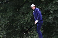 Tim Widing of Team Sweden on the 12th green during Round 4 of the WATC 2018 - Eisenhower Trophy at Carton House, Maynooth, Co. Kildare on Saturday 8th September 2018.<br /> Picture:  Thos Caffrey / www.golffile.ie<br /> <br /> All photo usage must carry mandatory copyright credit (&copy; Golffile | Thos Caffrey)