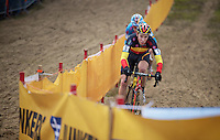 Belgian U23 champion Laurens Sweeck (BEL)<br /> <br /> Vlaamse Duinencross Koksijde 2013