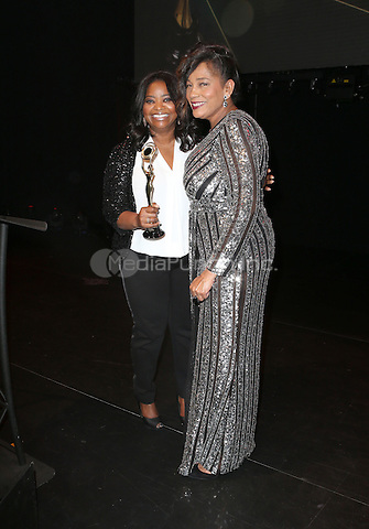 Hollywood, CA - February 19: Octavia Spencer, Melissa Forney, At 3rd Annual Hollywood Beauty Awards_Show, At Avalon Hollywood In California on February 19, 2017. Credit: Faye Sadou/MediaPunch