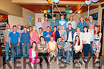 30th Birthday : Ger Guerin, Ballyduff celebrating his 30th birthday with family & friends at The Kingdom Bar, Listowel  on Saturday night last.