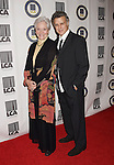 BEVERLY HILLS, CA - OCTOBER 24: Actress Lee Meriwether (L) and Last Chance for Animals president & founder Chris DeRose attend the Last Chance for Animals Benefit Gala at The Beverly Hilton Hotel on October 24, 2015 in Beverly Hills, California.