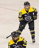 Andrea Olson (Merrimack - 20) - The number one seeded Boston College Eagles defeated the eight seeded Merrimack College Warriors 1-0 to sweep their Hockey East quarterfinal series on Friday, February 24, 2017, at Kelley Rink in Conte Forum in Chestnut Hill, Massachusetts.The number one seeded Boston College Eagles defeated the eight seeded Merrimack College Warriors 1-0 to sweep their Hockey East quarterfinal series on Friday, February 24, 2017, at Kelley Rink in Conte Forum in Chestnut Hill, Massachusetts.